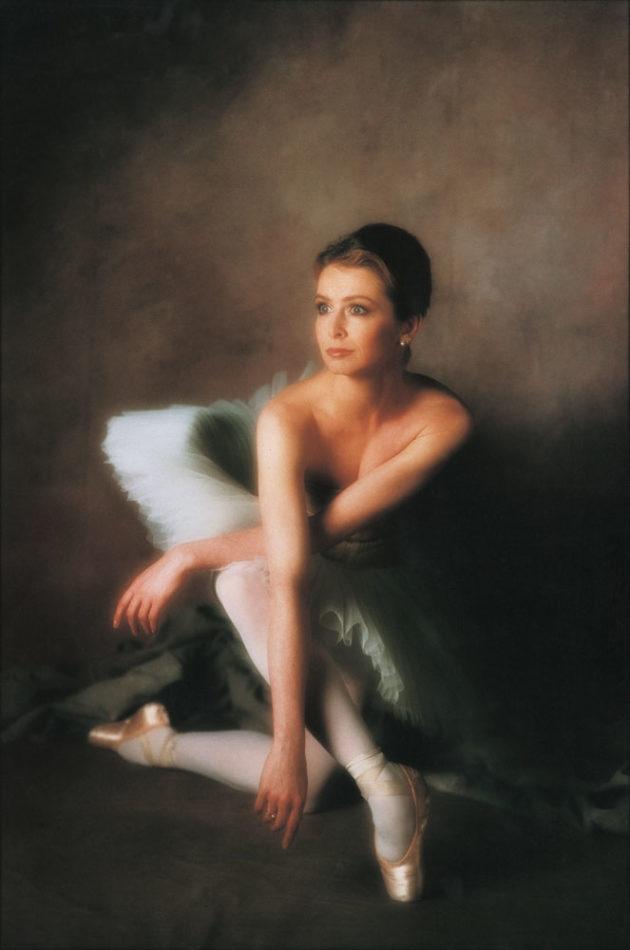 Adéla Pollertová - baletka