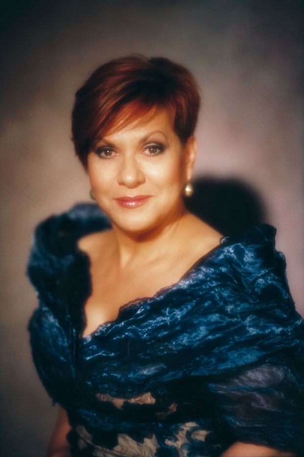 Dagmar Pecková - operní pěvkyně