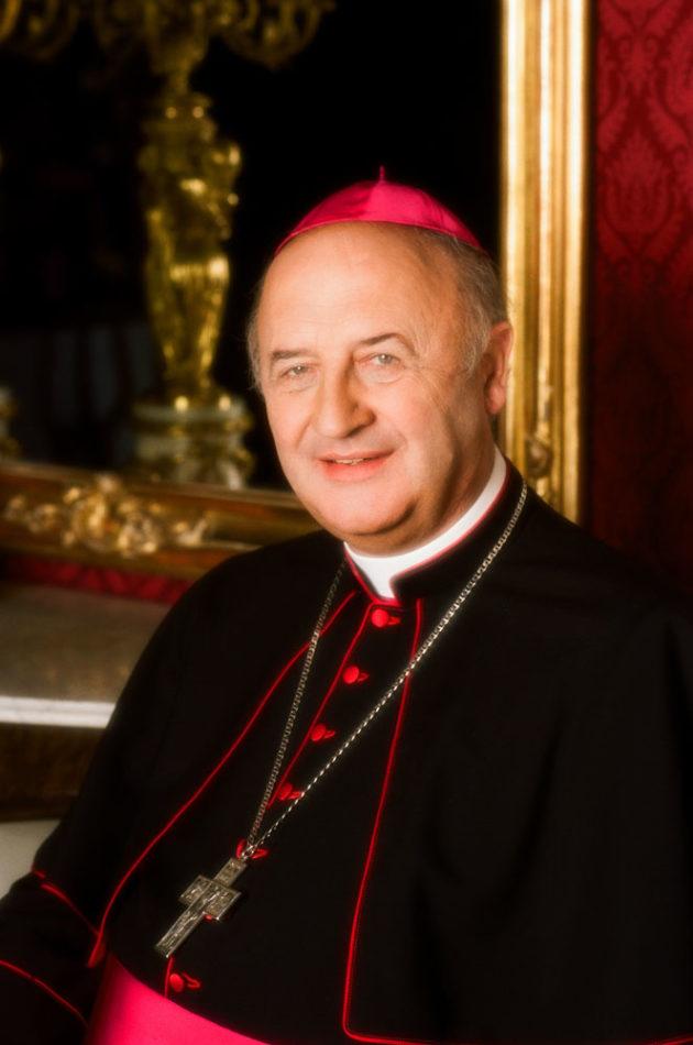 Mons. Jan Bosco Graubner