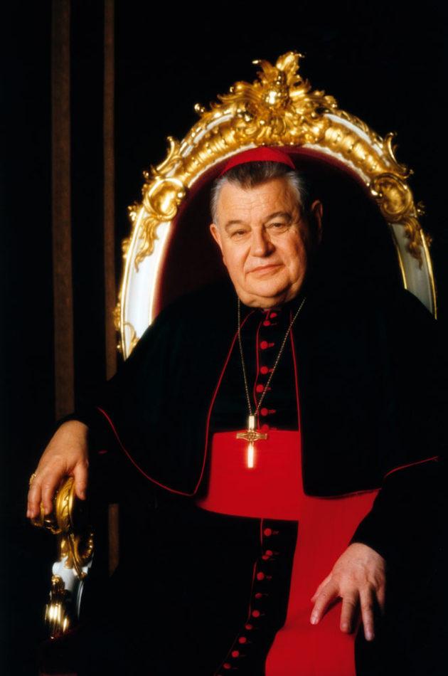 Dominik kardinál Duka OP arcibiskup pražský